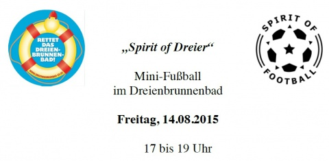 Spirit of Dreier am 14.8.2015